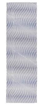 """UBRUS """"BĚHOUN"""" NA STŮL - modrá, Konvenční, textil (40/140cm) - Novel"""