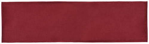 TISCHLÄUFER Textil Samt Bordeaux 40/140 cm  - Bordeaux, LIFESTYLE, Textil (40/140cm) - Novel