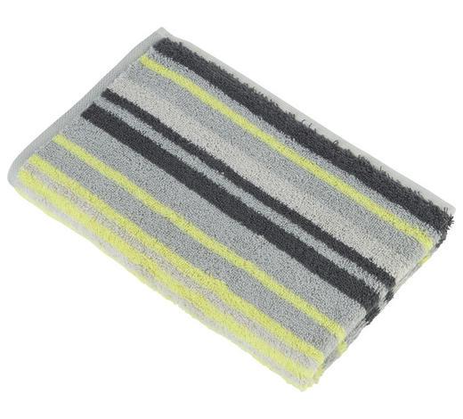 GÄSTETUCH 30/50 cm - Gelb, Design, Textil (30/50cm) - Cawoe