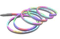 LED-STRIP 300 cm  - Weiß, LIFESTYLE, Kunststoff (300cm) - Boxxx