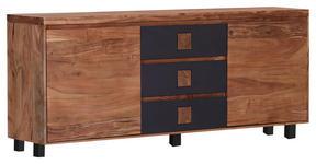 Braun Kommoden Sideboards Wohnzimmer Kollektion Carryhome