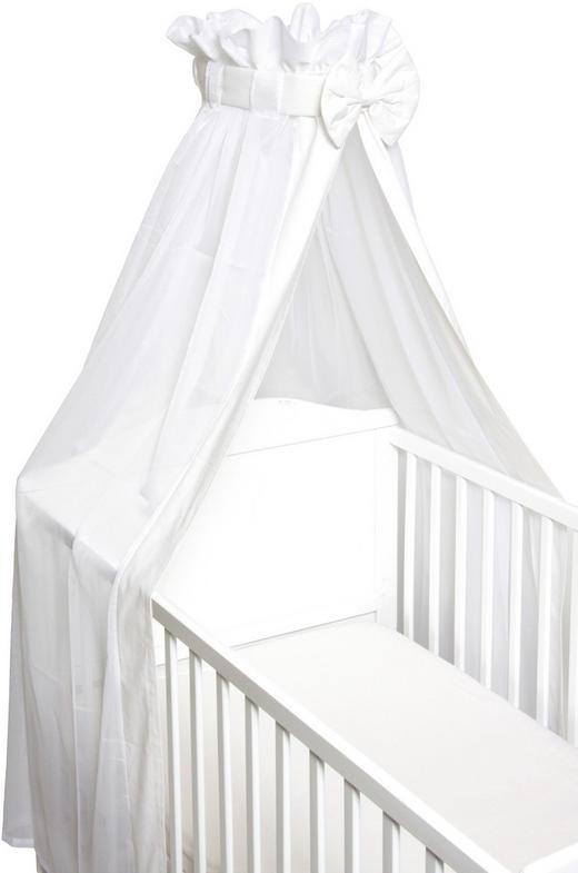 BALDAHIN - bijela, Basics, tekstil (20cm) - Fillikid