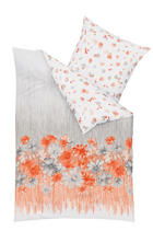 BETTWÄSCHE KONFETTI 140/200 cm - Orange, KONVENTIONELL, Textil (140/200cm) - KAEPPEL