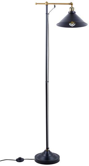 GOLVLAMPA - svart, Lifestyle, metall (30/150cm)