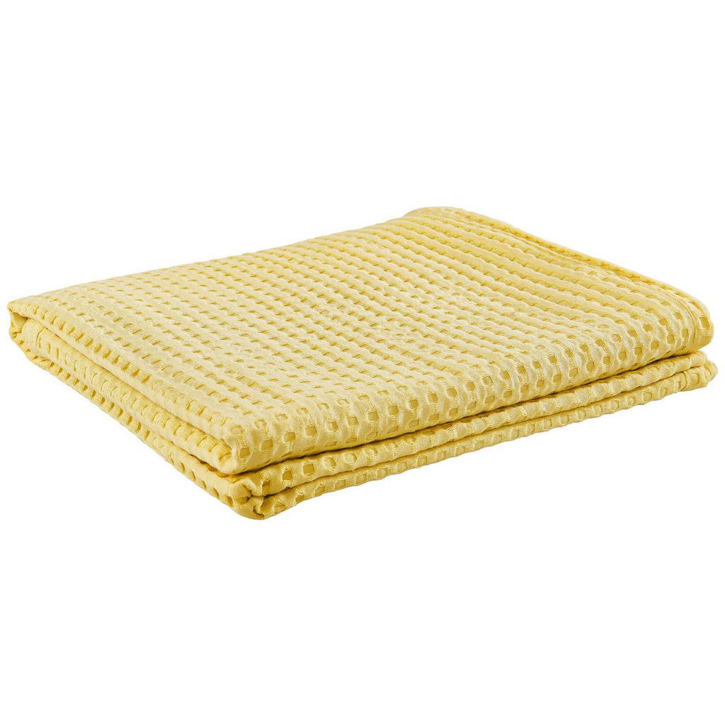 Esposa Decke 150/200 cm gelb