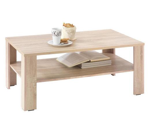KONFERENČNÍ STOLEK, barvy dubu - barvy dubu, Design, kompozitní dřevo (110/65/47cm) - Carryhome