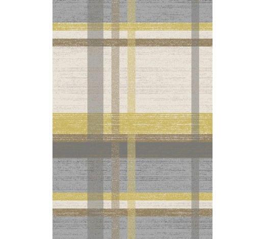 TKANA PREPROGA - zlata/bež, Konvencionalno, tekstil/naravni materiali (160/230cm) - Novel