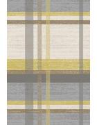 TKANA PREPROGA  160/230 cm   zlata, bež  - zlata/bež, Konvencionalno, tekstil (160/230cm) - Novel