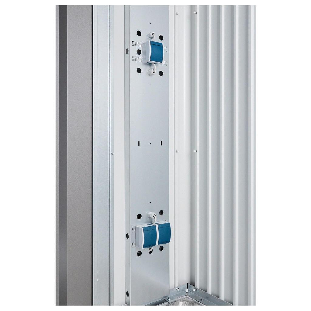 Biohort Elektro-montagepaneel