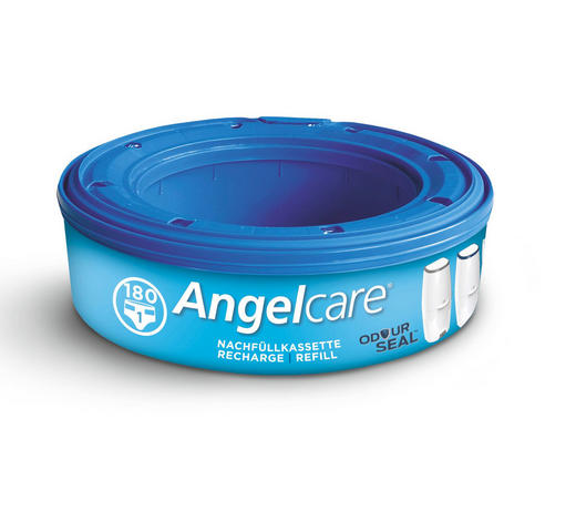 NACHFÜLLKASSETTEN - Basics (17/5cm) - Angelcare