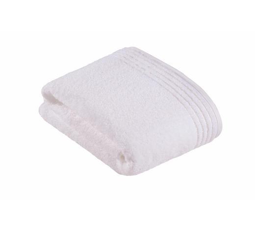 BADETUCH - Weiß, Basics, Textil (100/150cm) - Vossen