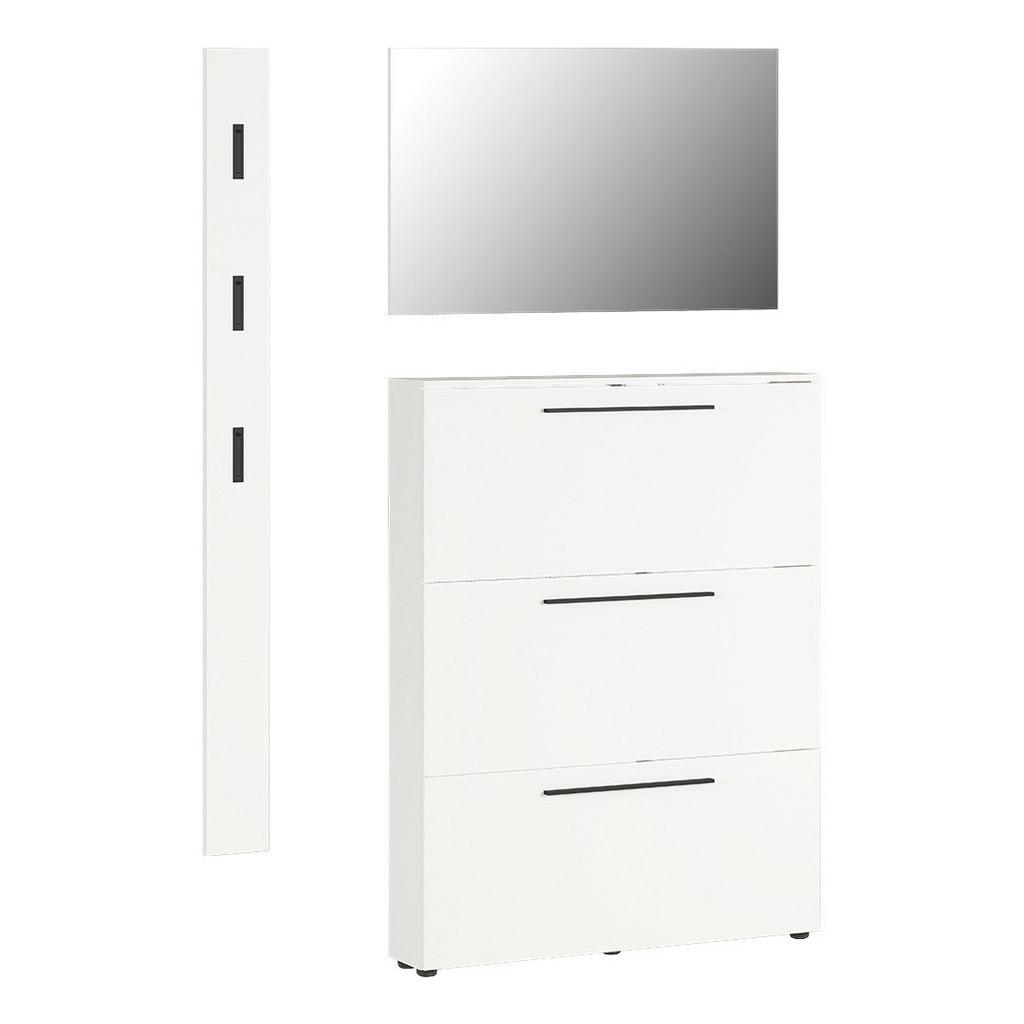 XXXLutz Garderobe weiß