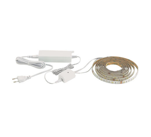 LED-STRIP - Weiß, LIFESTYLE, Kunststoff (500/1,2/3cm)