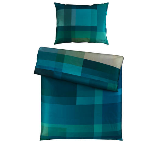 BETTWÄSCHE 140/200 cm - Türkis/Mintgrün, Design, Textil/Weitere Naturmaterialien (140/200cm) - Joop!