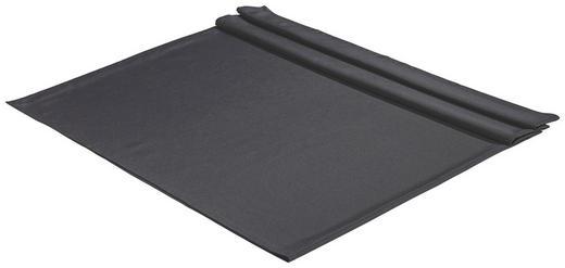 TISCHDECKE Textil Schwarz 135/220 cm - Schwarz, Basics, Textil (135/220cm)