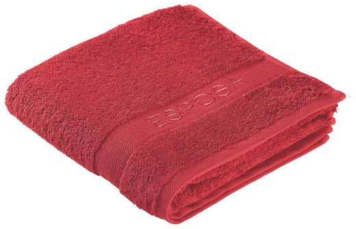 HANDTUCH 50/100 cm - Rot, Basics, Textil (50/100cm) - Esposa