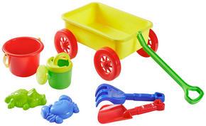 SANDLEKSAK - multicolor, Basics, plast