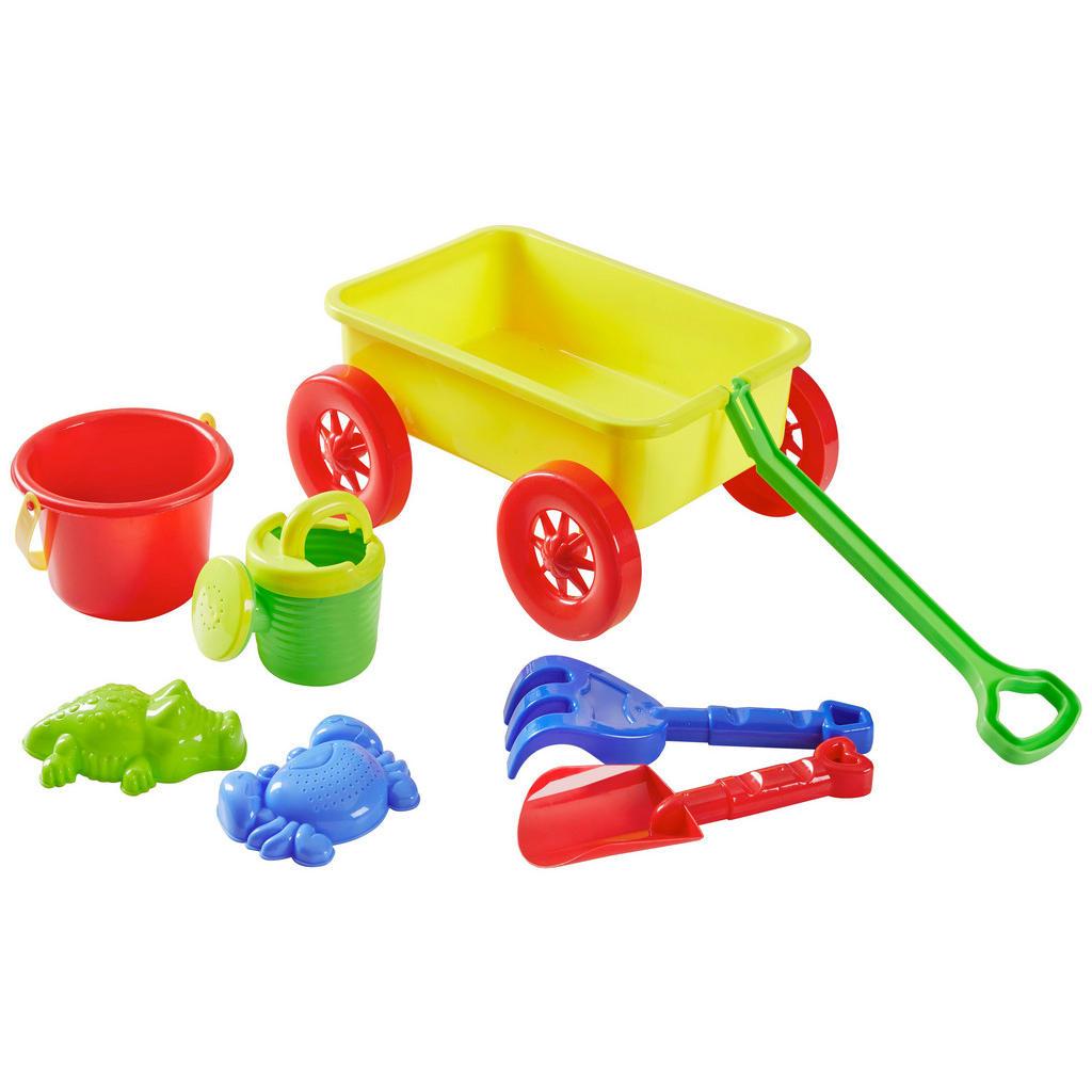 Sandspielzeug für den Sandkasten