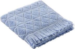 HANDDUK - blå, Design, textil (50/90cm) - Esposa