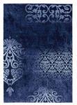 WEBTEPPICH  120/170 cm  Blau - Blau, Textil (120/170cm) - Novel