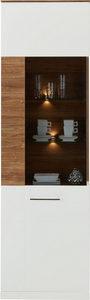 VITRINSKÅP - Design, trä (60/202/40cm) - Premium Living