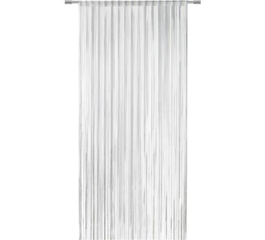 FADENSTORE transparent  - Grau, KONVENTIONELL, Textil (100/260cm) - Esposa