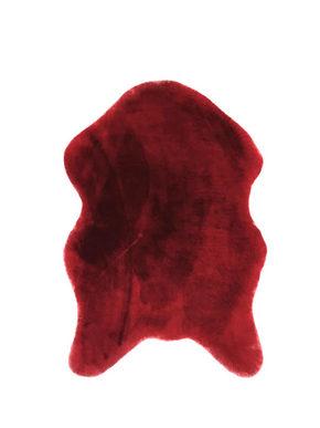 KONSTFÄLL - röd, Trend, textil (60/90cm) - Novel