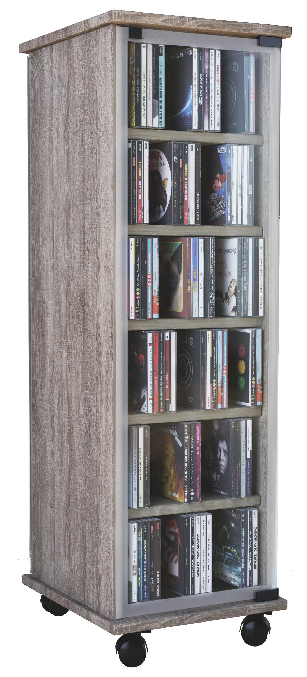 CD REGAL Sonoma Eiche   Sonoma Eiche, KONVENTIONELL, Glas/Holzwerkstoff (31