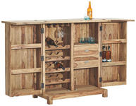 BAR in Sheeshamfarben - Sheeshamfarben, LIFESTYLE, Holz (100/122/55cm) - Landscape