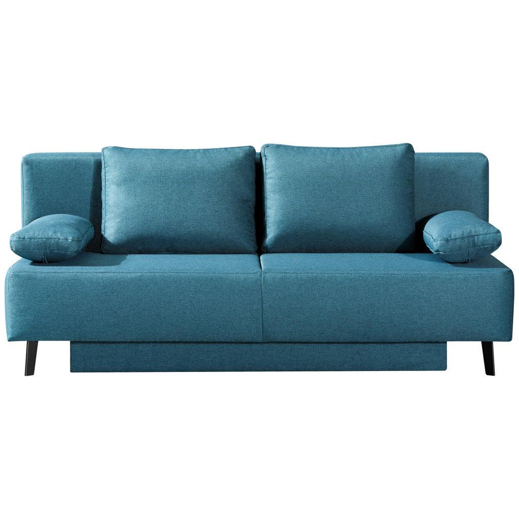 Livetastic Schlafsofa blau
