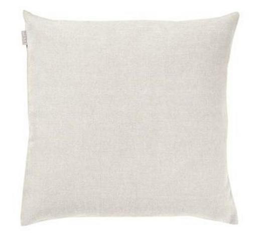 ZIERKISSEN  - Weiß, Basics, Textil (60cm)
