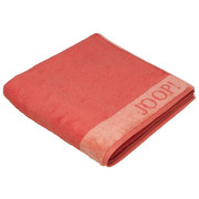 DUSCHTUCH 80/150 cm - Orange, KONVENTIONELL, Textil (80/150cm) - Joop!