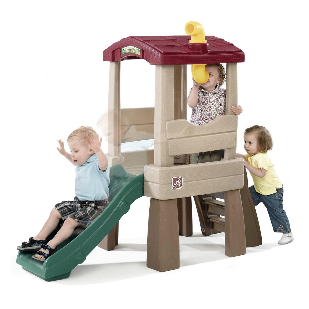 XXXLutz Spielturm lookout treehouse