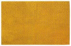 BADEMATTE  50/80 cm  Gelb   - Gelb, Basics, Kunststoff/Textil (50/80cm) - Boxxx