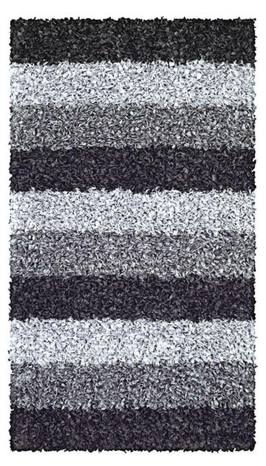 BADTEPPICH  Schieferfarben  70/120 cm - Schieferfarben, Basics, Kunststoff/Textil (70/120cm) - KLEINE WOLKE