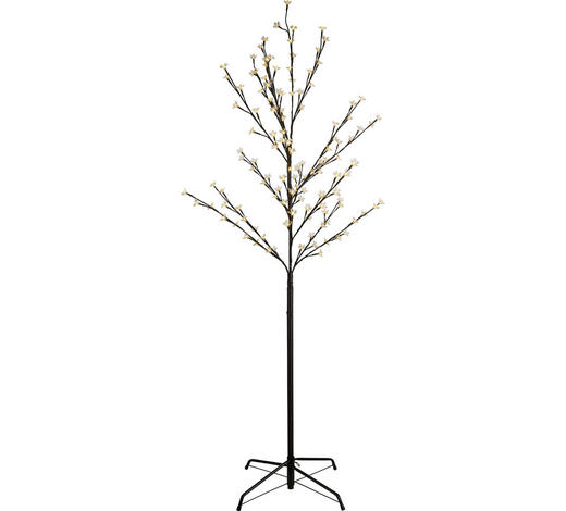 LED-DEKOLEUCHTE   - Schwarz, Basics, Kunststoff/Metall (110/160cm) - Ambia Garden