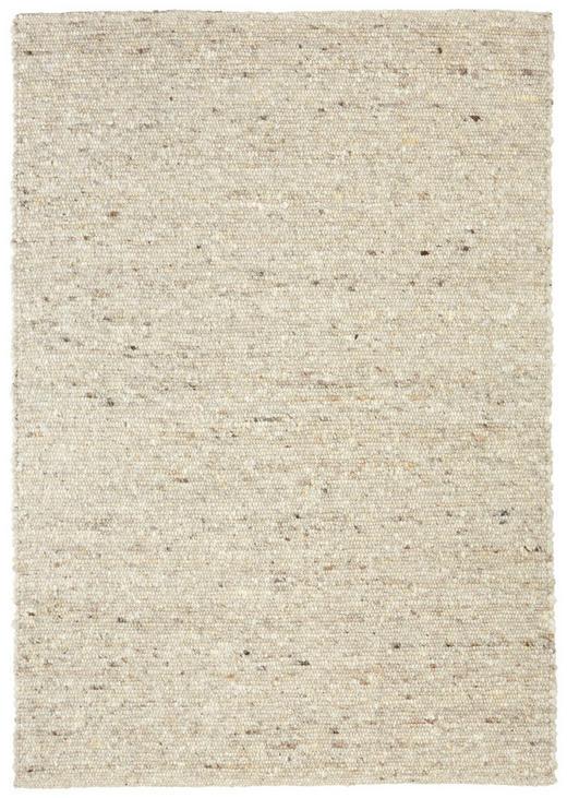 HANDWEBTEPPICH  170/230 cm  Braun - Braun, Basics, Textil (170/230cm) - Linea Natura