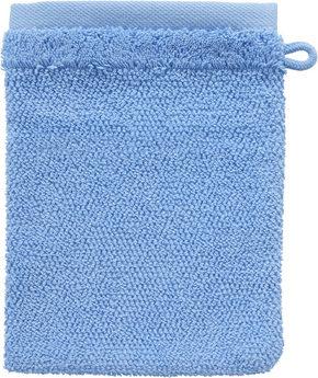 TVÄTTHANDSKE - blå, Natur, textil (16/21cm) - Bio:Vio