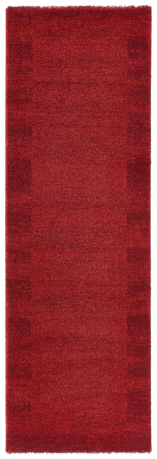 LÄUFER  80/240 cm  Rot - Rot, Basics, Textil (80/240cm) - Novel