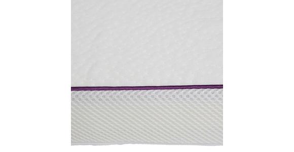 TOPPER  - Weiß, Basics, Textil (180/200cm) - Sleeptex