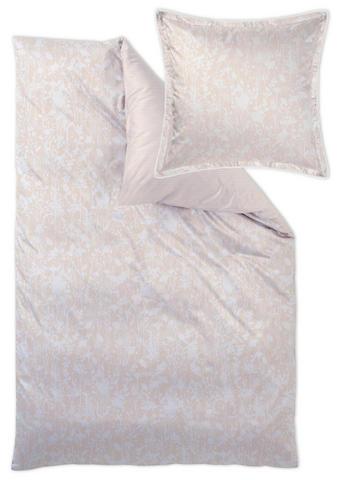 POSTELJINA - krem, Konvencionalno, tekstil (140/200cm) - Curt Bauer