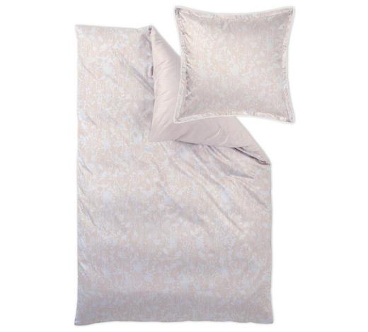 POSTELJINA - krem, Konvencionalno, tekstil (240/220cm) - Curt Bauer