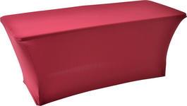 TISCHHUSSE Textil Bordeaux  - Bordeaux, Basics, Textil (180/76/74cm) - Esposa
