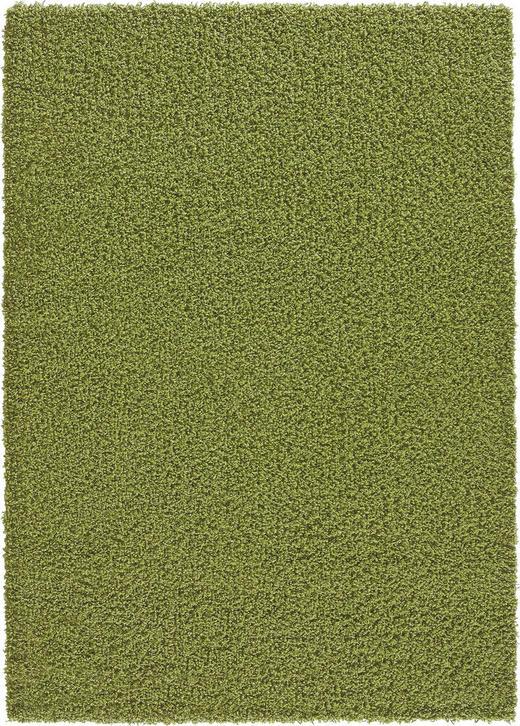 WEBTEPPICH  60/110 cm  Grün - Grün, Basics, Textil/Weitere Naturmaterialien (60/110cm) - Boxxx