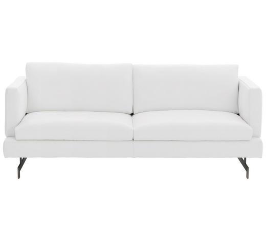 Sofa In Leder Weiss Online Kaufen Xxxlutz