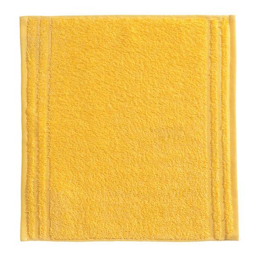SEIFTUCH  Gelb - Gelb, Basics, Textil (30/30cm) - VOSSEN