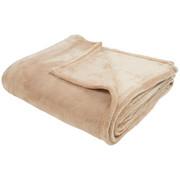 KUSCHELDECKE 150/200 cm - Beige, Basics, Textil (150/200cm) - Novel