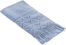 GÄSTETUCH 30/50 cm - Blau, Design, Textil (30/50cm) - Esposa
