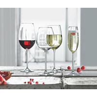 ROTWEINGLAS - Klar, Basics, Glas (32/22/25.8cm) - SCHOTT ZWIESEL