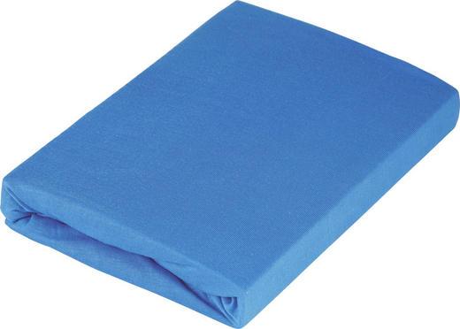 KINDERSPANNLEINTUCH - Blau, Basics, Textil (70/140cm) - Träumeland